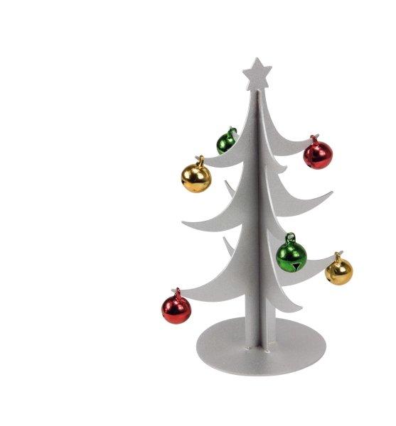 Deko Weihnachtsbaum aus Metall AMALIADA