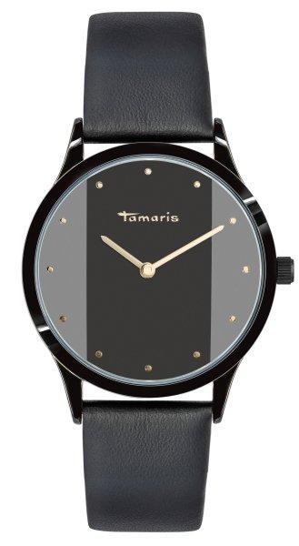 Tamaris Anita Damenuhr Armbanduhr schwarz