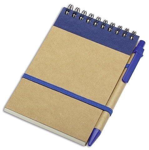 Notizbuch FOGGIA mit Kugelschreiber