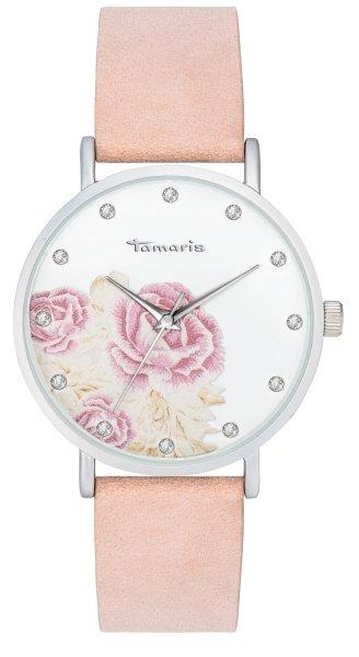 Tamaris Alva Damenuhr Armbanduhr flower 1