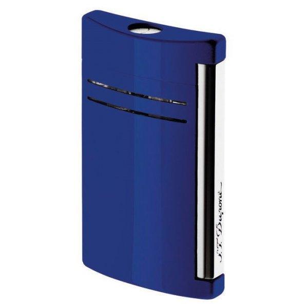 S.T. Dupont Feuerzeug Maxijet lackiert - Mitternachtsblau
