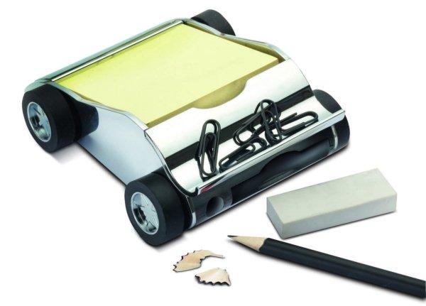 Notizzettelhalter mit Bleistift VIZELA Design Schreibtischset