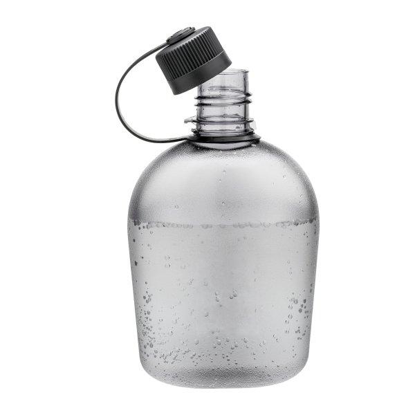 Feldflasche 1 Liter aus Kunststoff / BPA frei