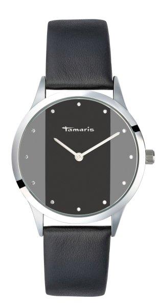 Tamaris Anita Damenuhr Armbanduhr grau silber