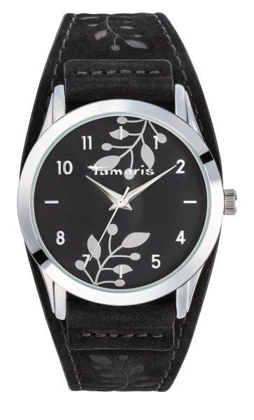 Tamaris Alena Damenuhr Armbanduhr schwarz