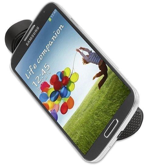 Powerbank Ladegerät externer Akku mit Lautsprecher für Smartphones 4000mAh