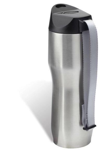 Thermoskanne mit Trinkverschluss VALERA