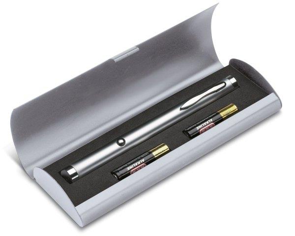 Grüner Laserpointer mit Gravur FORMOSA