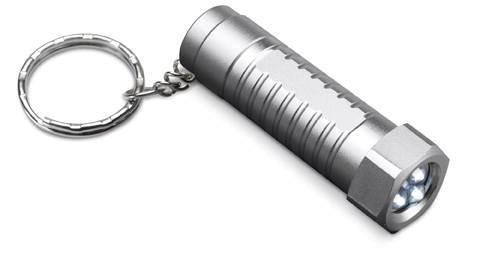 LED Schlüsselanhänger mit Gravur FRAMERIES
