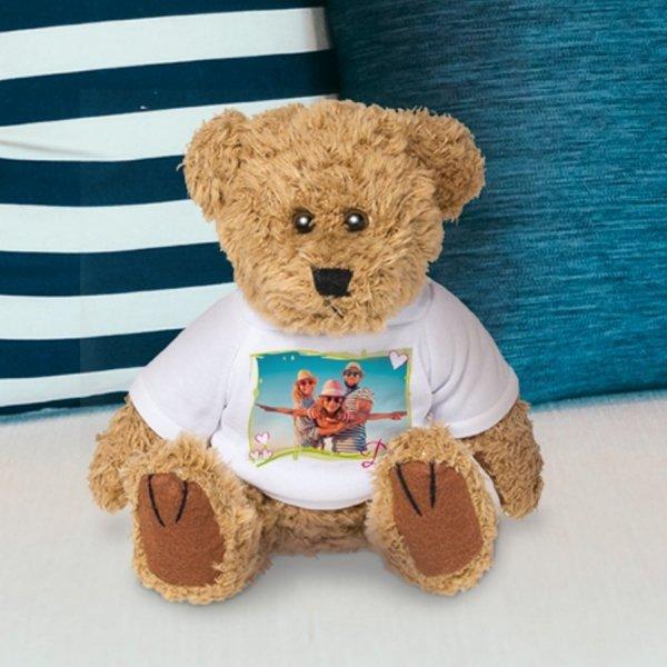 """Teddybär mit Motiv """"Danke"""""""
