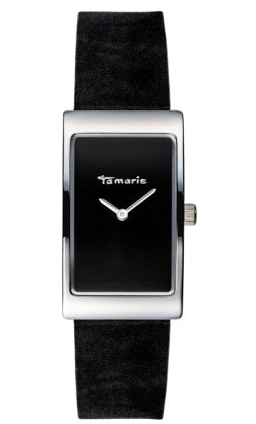 Tamaris Aila Damenuhr Armbanduhr schwarz