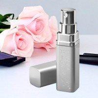 Parfümzerstäuber silber 5 ml