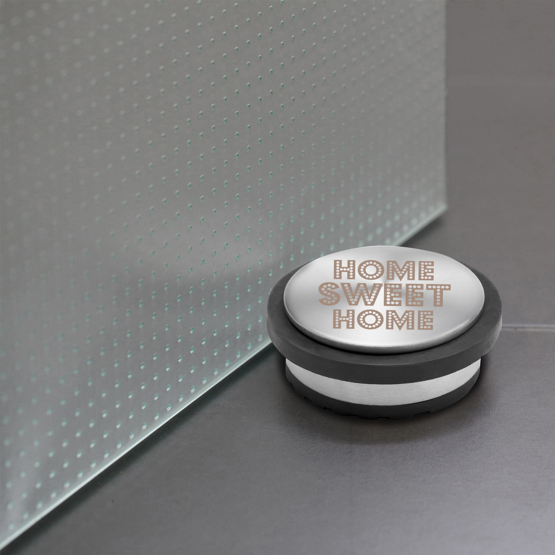 Türstopper mit individueller Gravur MEMPHIS