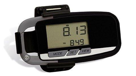 Pedometer Schrittzähler Entfernungsmesser 3D FANO