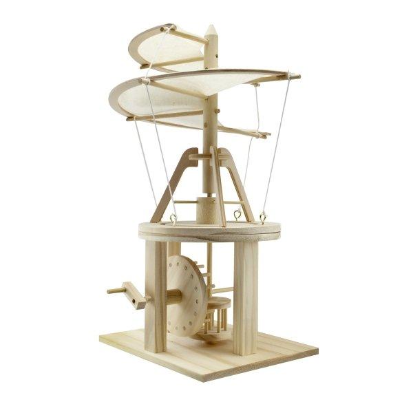 Leonardo da Vinci Luftschraube Bausatz