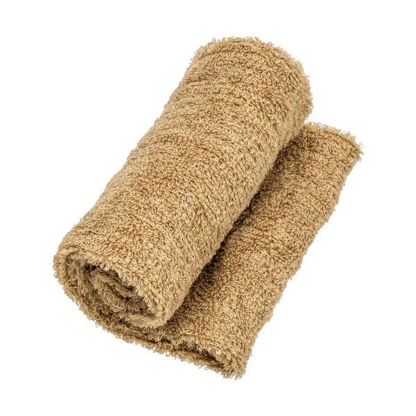Wellnessset Badeset 4-teilig bestehend aus Schwamm, Massagetuch, Haarbürste und Bimsstein