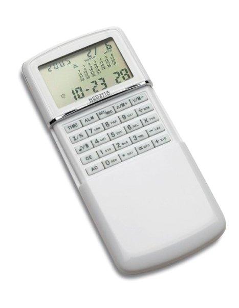 Taschenrechner mit Weltzeituhr MASSENA