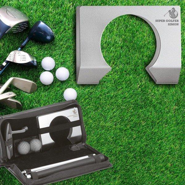 Golfset individualisierbar LILLE