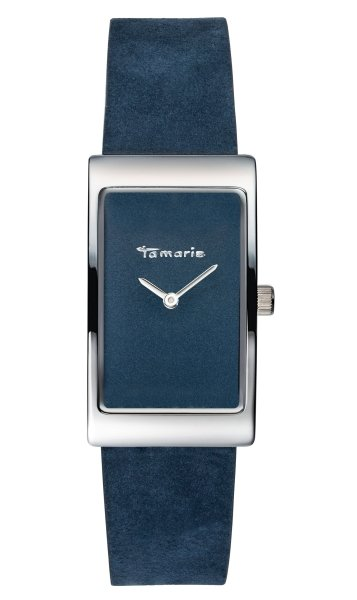 Tamaris Aila Damenuhr Armbanduhr dunkelblau