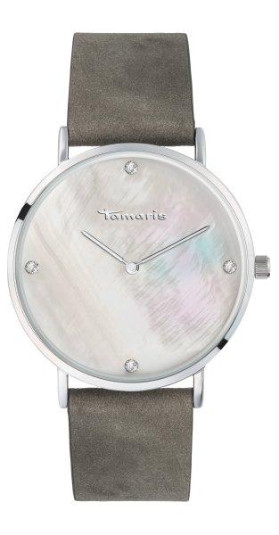Tamaris Anika Damenuhr Armbanduhr grau