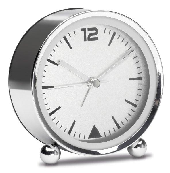 Wecker mit lautlosem Uhrwerk LUGO