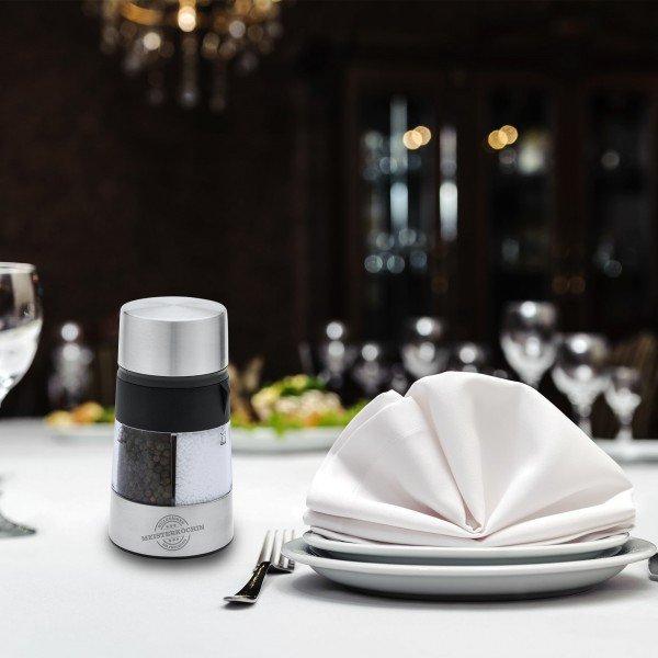 3-in-1 Salz- und Pfeffermühle personalisiert
